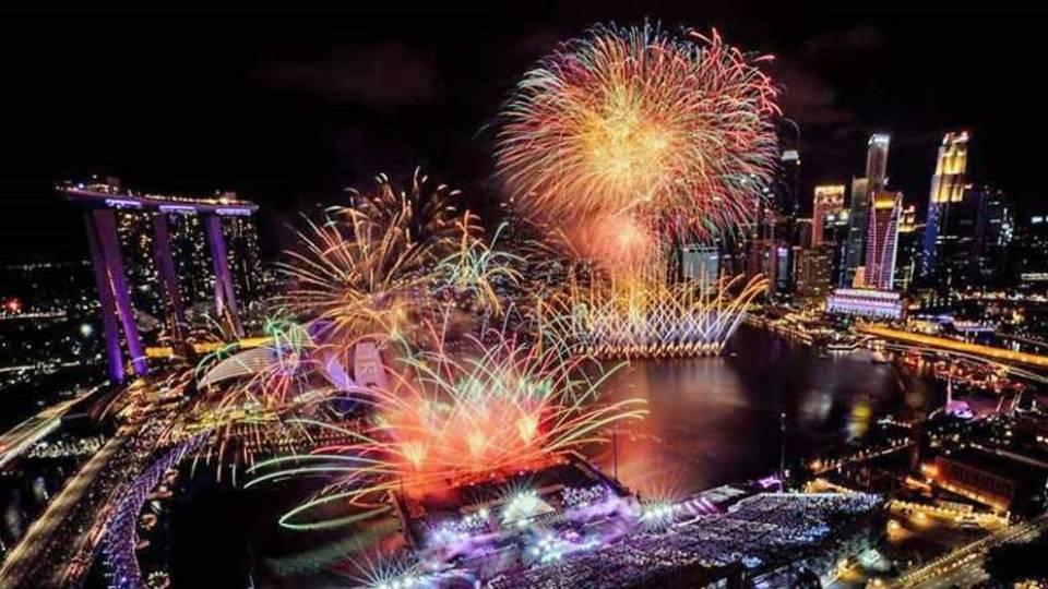 Singapore Countdown