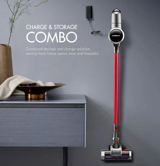 charge & storage combo vacuum cleaners singapore