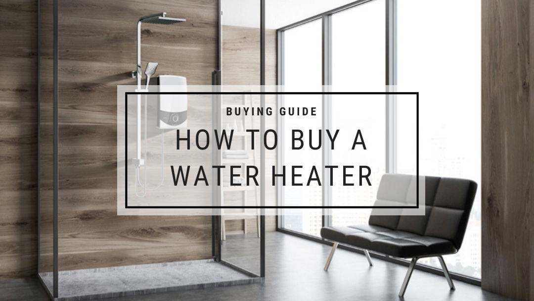 Water Heater Singapore Guide