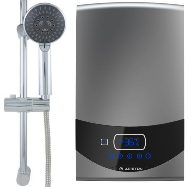 Ariston Aures Luxury ST33 Instant Water Heater with Constant Temperature