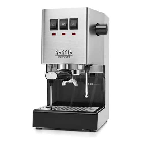 Gaggia Classic Manual Espresso Coffee Machine singapore SB SS 230V
