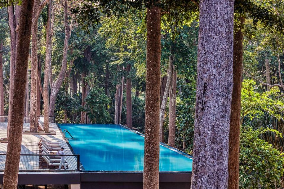 india honeymoon Taj Exotica Resort and Spa, Andamans