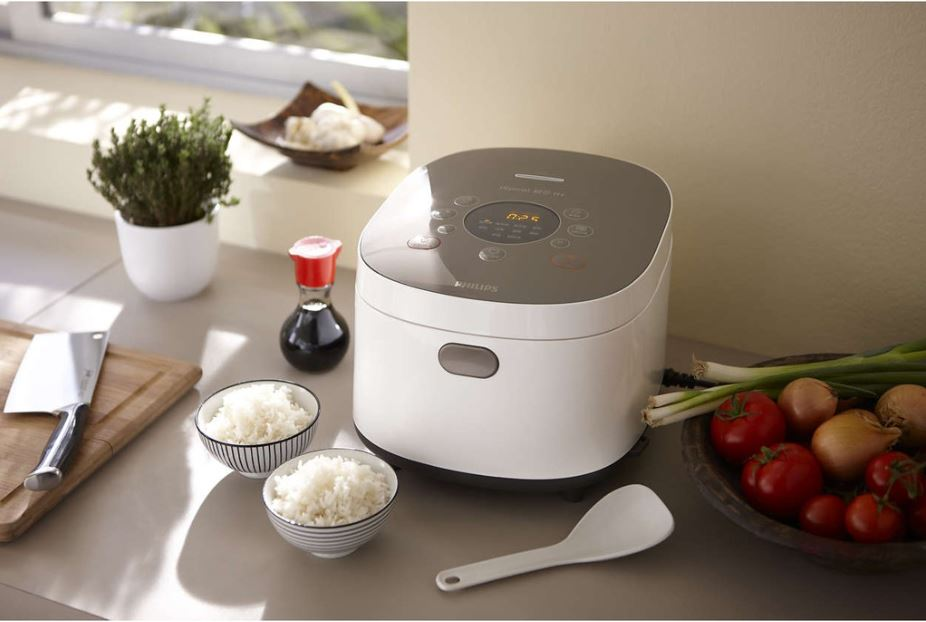 Philips Avance Collection 4L Rice Cooker singapore HD3175/62
