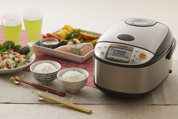 best rice cookers singapore Zojirushi Micom Fuzzy Logic 1.8L Rice Cooker NS-TSQ18