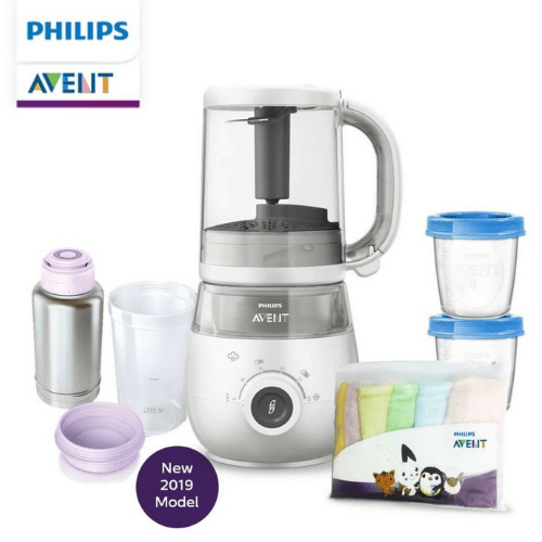 Philips Avent 4 in 1 Healthy Baby Food Maker SCF883