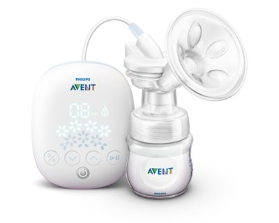 Philips Avent Easy Comfort Single Electric Breast Pumps singapore