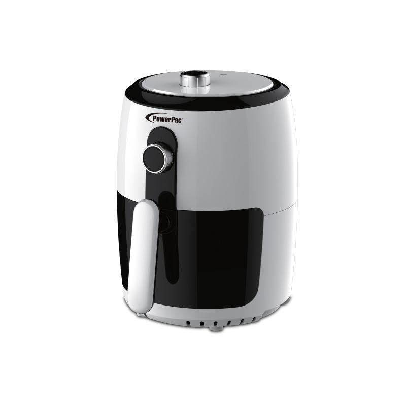 air fryer singapore Powerpac 2.2L airfryer with hot airflow system