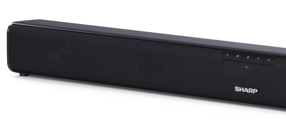 Sharp affordable Soundbars singapore Home Theatre System HT-SB110
