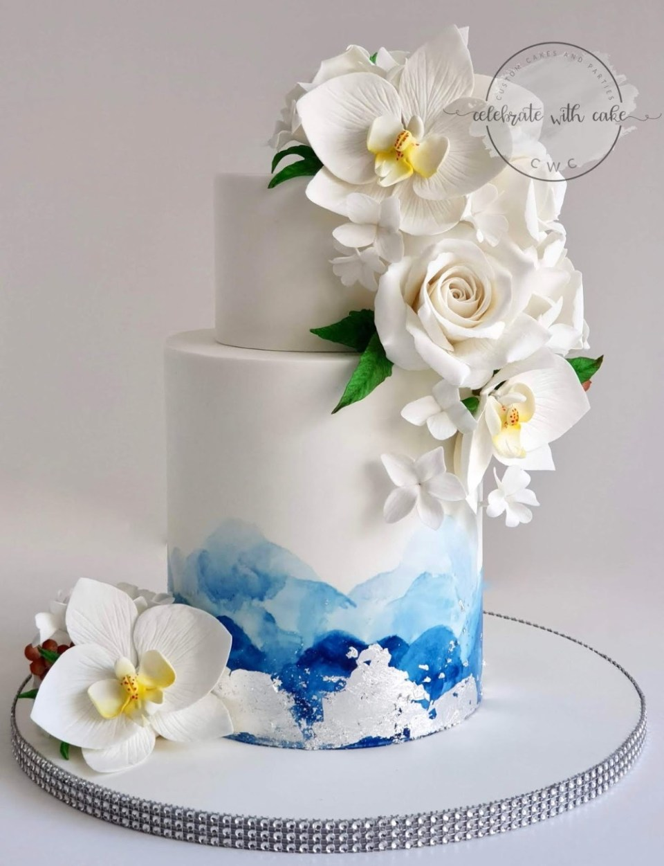Celebrate With Cake Wedding Cake Singapore