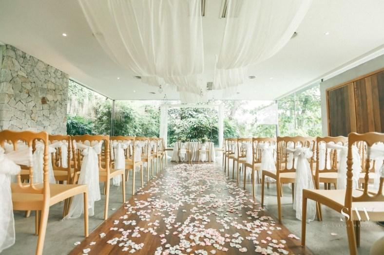 kl wedding venue Ciao Ristorante