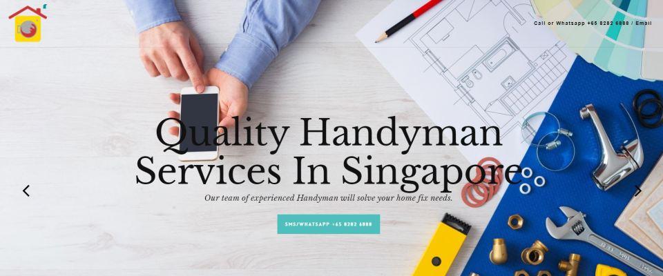 Handyman Services Singapore