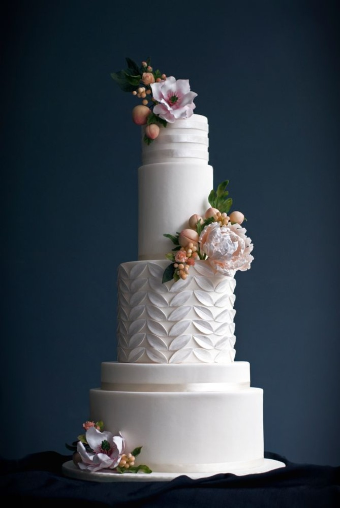 Pulse Patisserie Wedding Cake Singapore