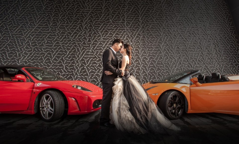 Ultimate Drive Wedding Car Rental Singapore