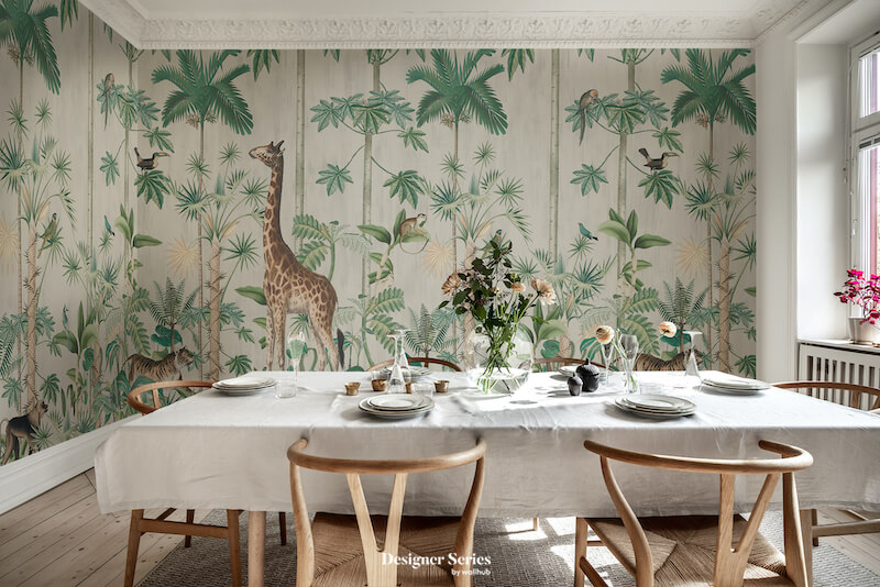 Wallhub Designer Series 16791 Giraffe