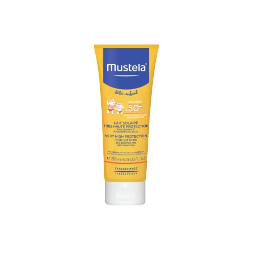 Mustela Very High Protection Sun Lotion SPF 50+
