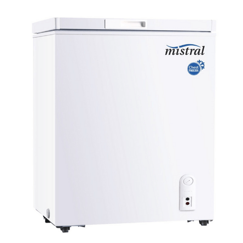 Mistral Chest Freezers singapore with Lock 131L MFC131A