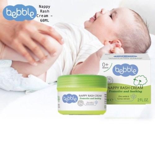 Bebble Nappy Rash Cream