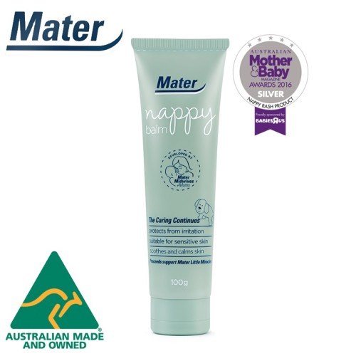 Mater Nappy Balm Diaper Rash Creams singapore for Babies