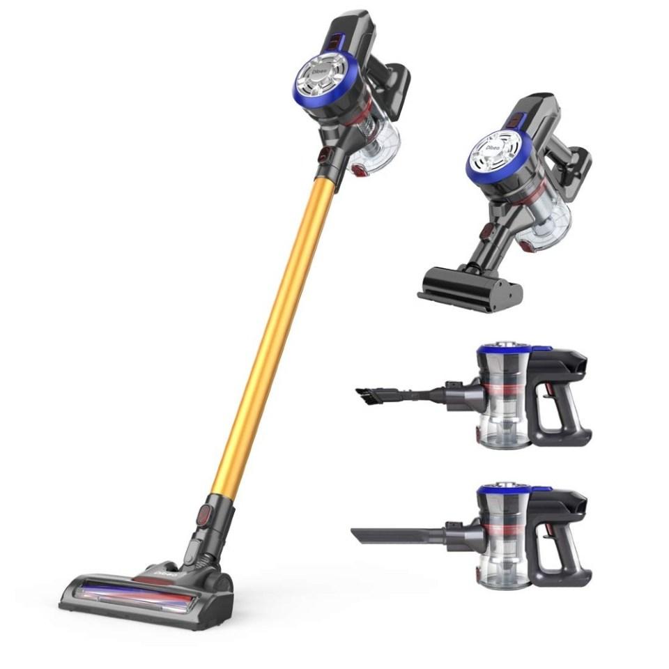 Dibea D18 Cordless Vacuum Cleaners singapore