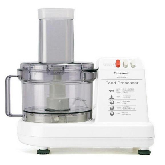 Panasonic 6-in-1 Food Processors singapore with Juicer MK 5086