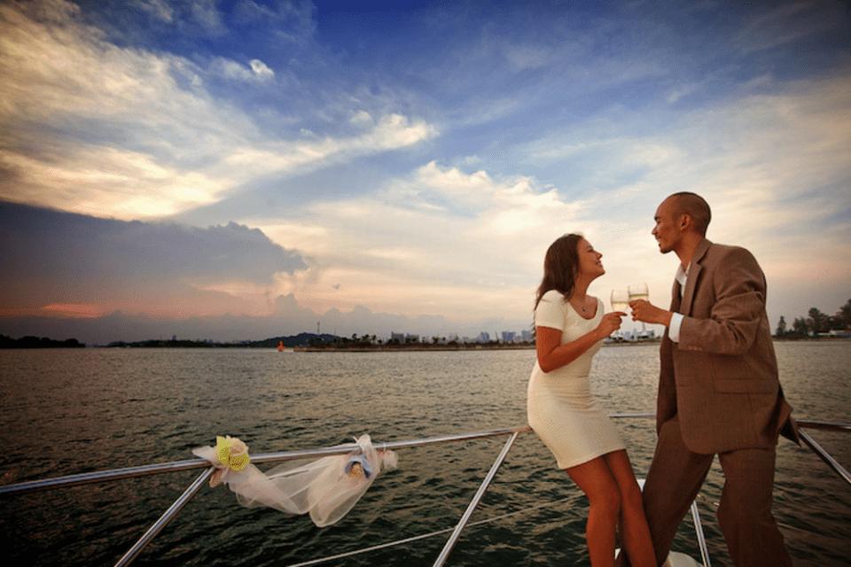 Thai Party Yacht Wedding