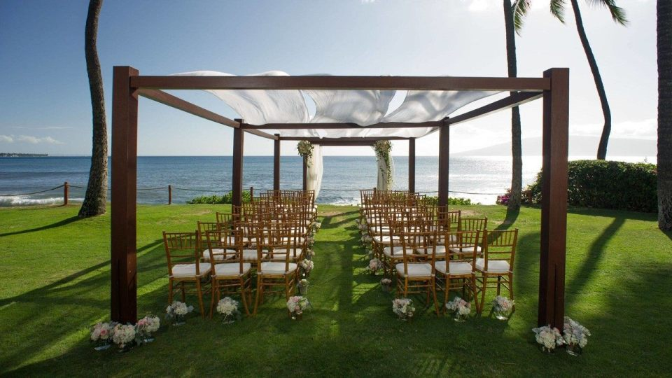 Hyatt regency maui wedding venues hawaii