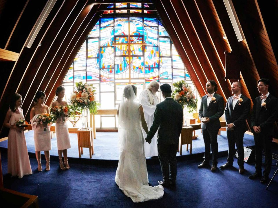 Little Chapel Bay wedding venues sydney