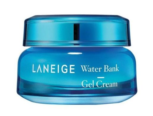Laneige Water Bank Gel Cream best moisturizers singapore