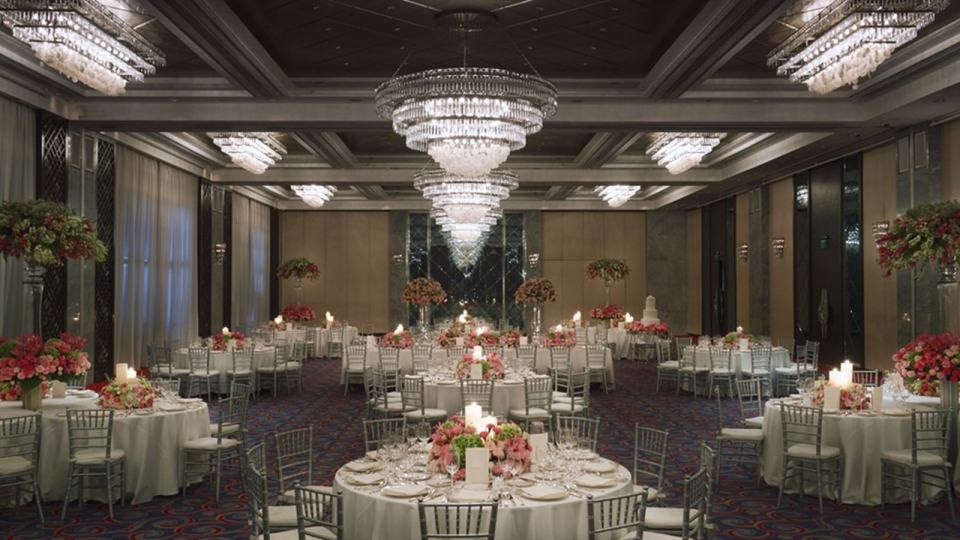 The Peninsula Wedding Venues Manila