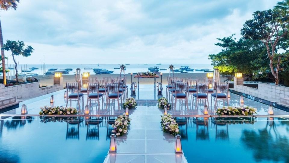 Sakala Resort Bali Wedding Venus