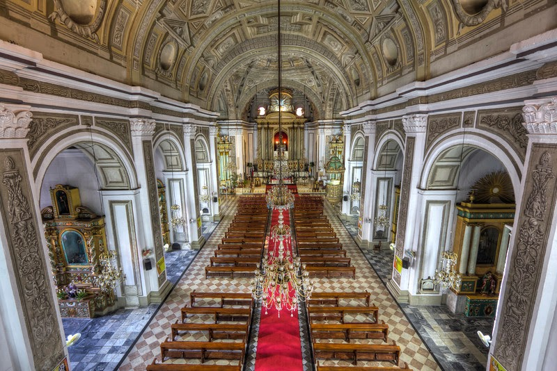 San Agustin Church Wedding Venues Philippines