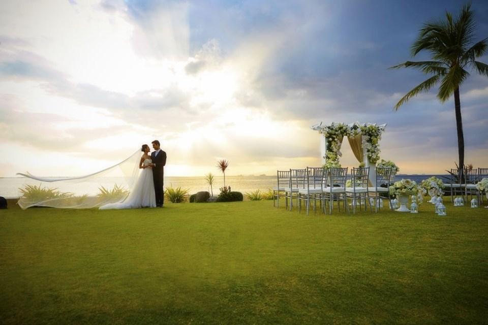 Sofitel Manila Wedding Venues