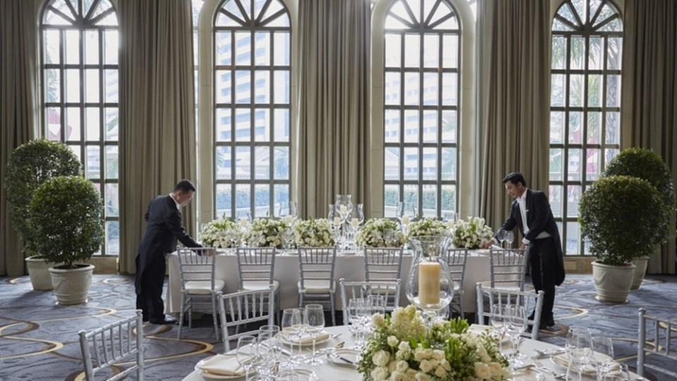 The Peninsula Manila Wedding Venues Philippines