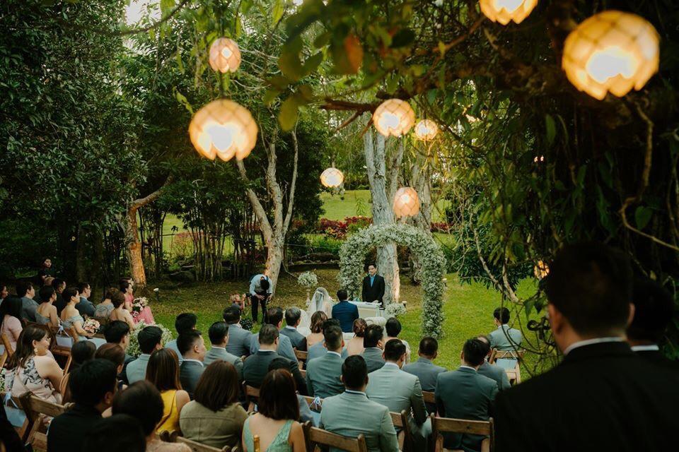 Ville Sommet Tagaytay Wedding Venues