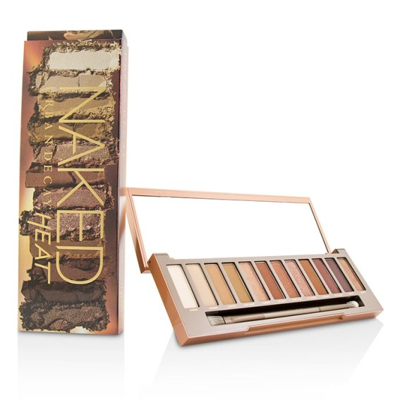 Urban Decay Naked Heat eyeshadow Palette singapore