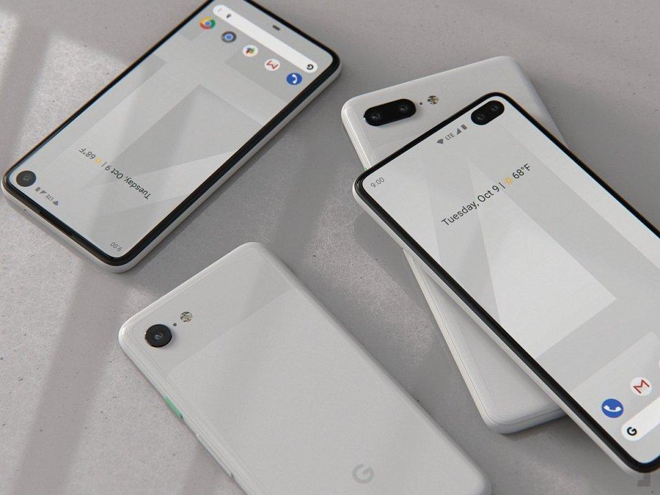 Google Pixel 4 XL smartphones singapore
