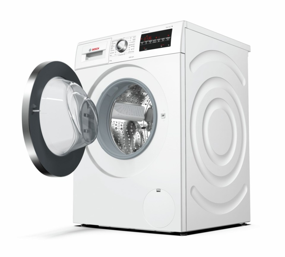 Bosch Series 6 8 KG Front Load Washer - WAT24481SG Washing machine Malaysia