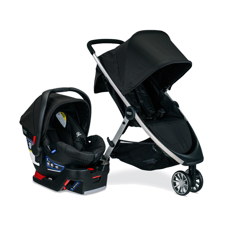Britax B-Lively B-Safe 35 Travel System Stroller Singapore