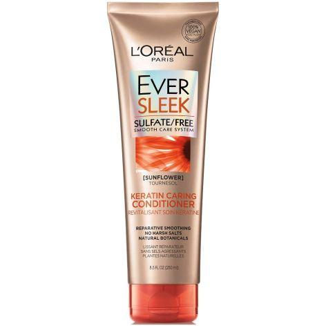L'Oreal Paris EverSleek Caring Shampoo and Conditioner