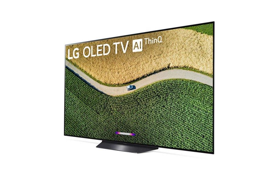LG B9 OLED best smart TV malaysia AI ThinQ
