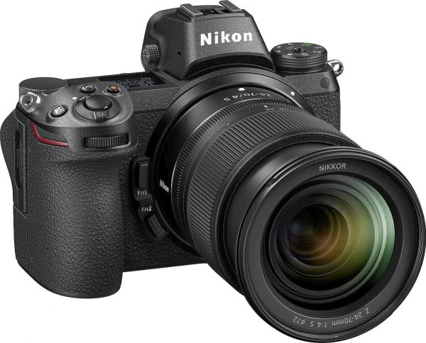 Nikon Z6 Mirrorless Digital Camera with 24-70mm Lens Best camera singapore