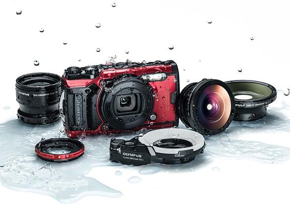 Olympus TG-6 best cameras singapore