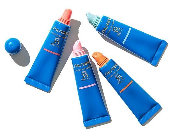 lip balm singapore - SHISEIDO Global Suncare UV Lip Color Splash