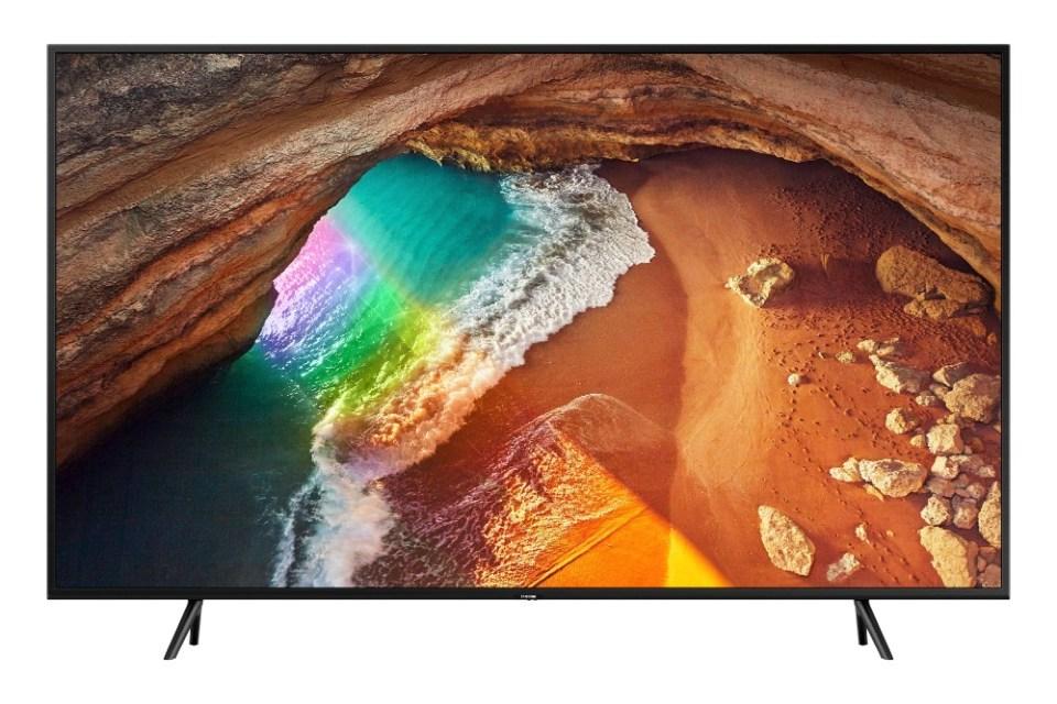 Samsung QLED QA55Q60RAKXXM best smart tvs Malaysia