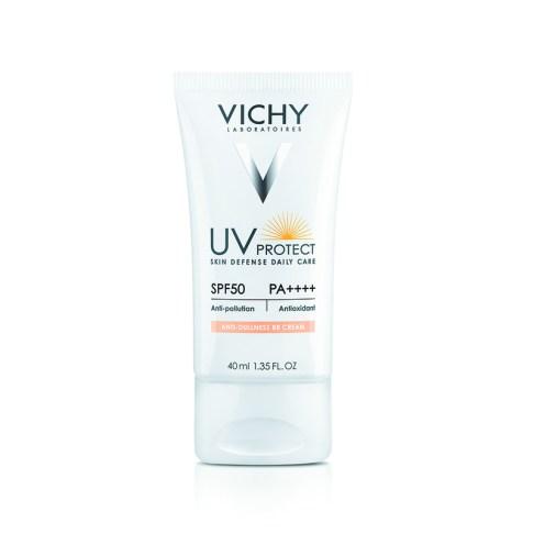Vichy UV Protect Skin Defense Daily Care Anti-Dullness BB Creams singapore 40ml