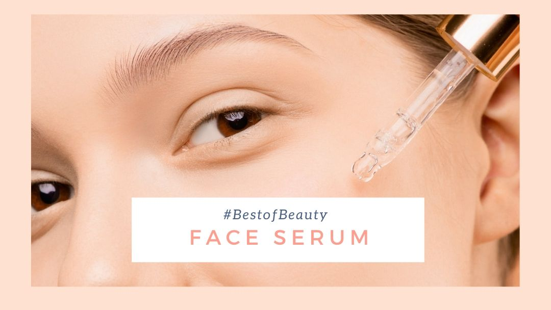 face serums in singapore