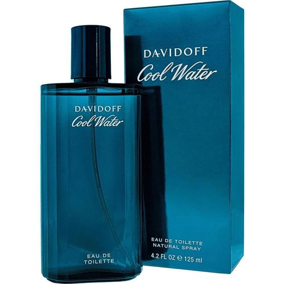 Davidoff Cool Water Man EDT perfume for men singapore