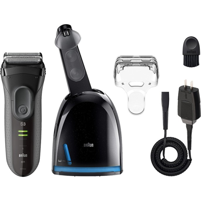 Braun Series 3 Proskin 3050cc Electric shavers singapore for men