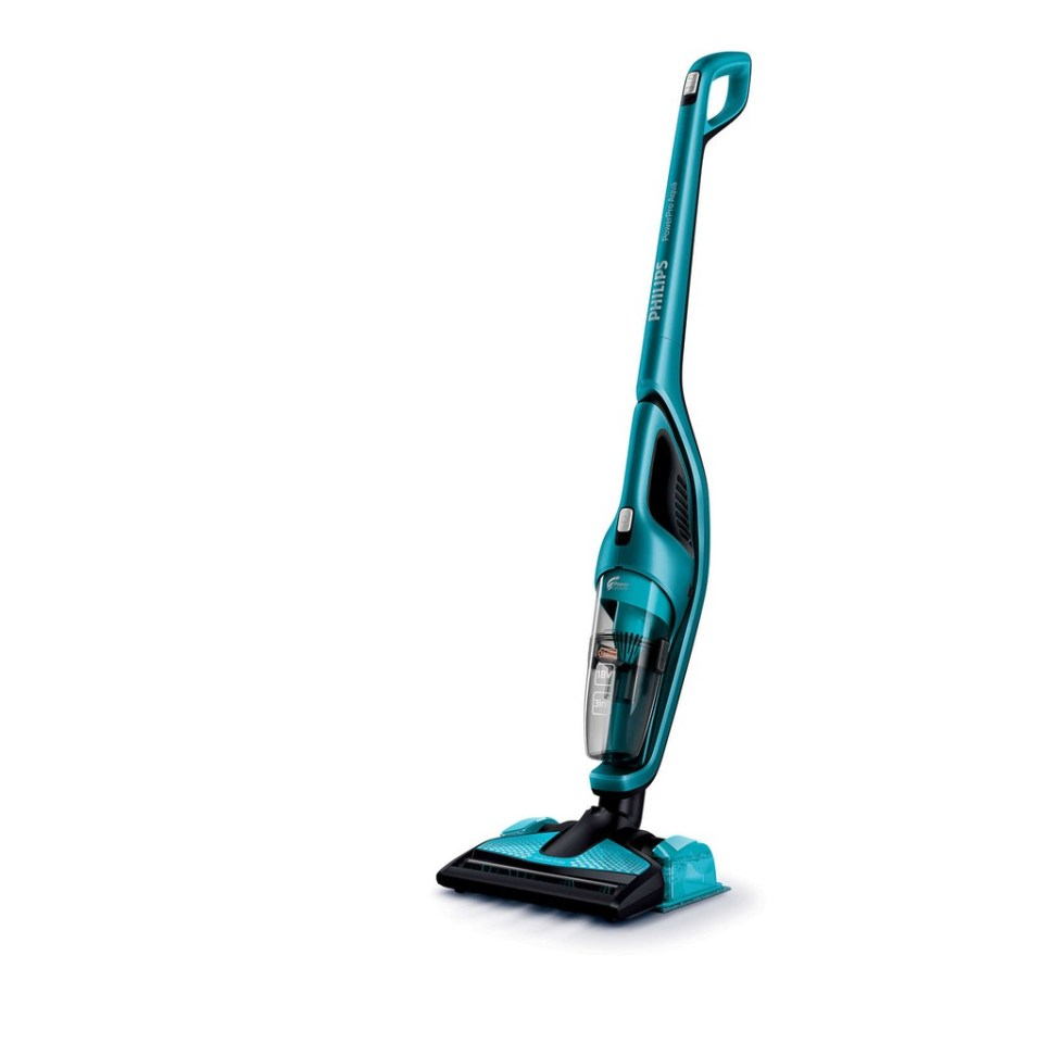 PHILIPS FC6404 PowerPro Aqua Vacuum Cleaner Terbaik