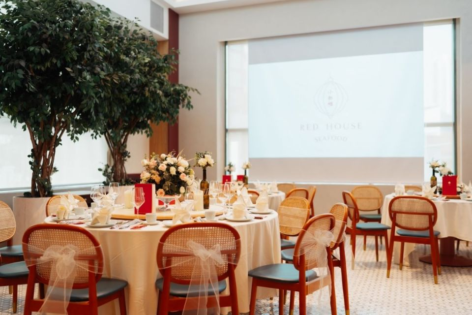 Red House Seafood - noteworthy wedding venues